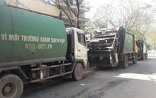 Bãi rác Khánh Sơn bị người dân chặn đường vào, hơn 700 tấn rác bị ùn ứ quanh