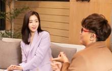 Trưởng nhóm T-ara kết ẩm thực, áo dài Việt Nam