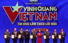 Tôn vinh 19 tập thể, cá nhân trong chương trình Vinh quang Việt Nam