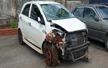 Đã xác định được cán bộ CSGT lái ôtô tông chết người rồi bỏ chạy ở BR-VT