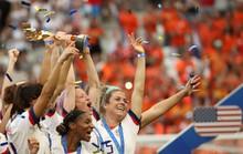 Tuyển nữ Mỹ giữ vững ngôi vương World Cup