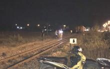 Quảng Nam: Nghi nam thanh niên nằm giữa đường ray tự tử