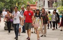 Khách du lịch từ Trung Quốc giảm
