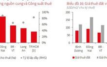 Giá thuê khu công nghiệp phía Nam TP HCM có chiều hướng tăng