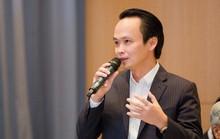 Tỉ phú Trịnh Văn Quyết nói không chém gió khi mở đường bay thẳng đến Mỹ