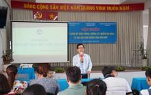 Tập huấn phòng chống lây nhiễm HIV/AIDS