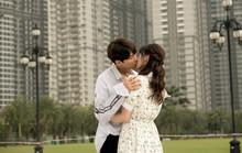 Hari Won không sợ Trấn Thành ghen khi đóng cảnh hôn