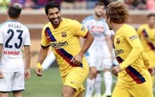 Barcelona – Napoli: Tân binh Griezmann tỏa sáng, thắng bùng nổ hiệp 2