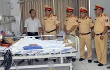 Tài xế lén dùng dao đâm thấu lưng CSGT bị khởi tố tội giết người