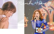 [eMagazine] - Diễn viên-ca sĩ Minh Hằng: Ai mà chẳng mơ có giải Mai Vàng?