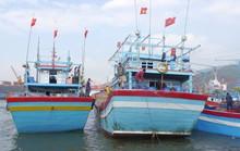 Vụ tàu cá nằm bờ vì... ngắn: Được cải hoán để ra khơi