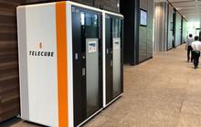 Xu hướng mới: Mô hình văn phòng chia sẻ kiểu bốt điện thoại ở Nhật