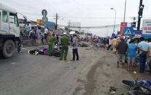 Truy tố tài xế container đụng thương vong 29 người ở ngã tư Bình Nhựt