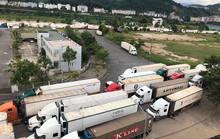 Trung Quốc siết thông quan, 500 xe container thanh long ùn ứ tại cửa khẩu Lào Cai