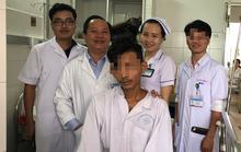 Hút 1.600 gram máu trong ổ bụng để cứu nam bệnh nhân