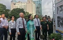 Khai mạc triển lãm 50 năm thực hiện Di chúc thiêng liêng của Chủ tịch Hồ Chí Minh