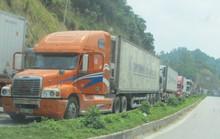 Ôtô Việt qua Trung Quốc phải gắn biển điện tử
