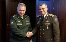 Công kích Mỹ, Venezuela chào đón tàu chiến Nga