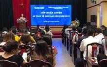 Hà Nội: Huấn luyện an toàn lao động cho cơ sở