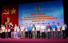 Hà Nội: Biểu dương 78 gia đình CNVC-LĐ tiêu biểu