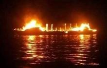 Hỏa hoạn khiến 7 người Indonesia, 8 người Ukraine thiệt mạng