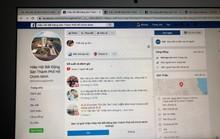 Làm giả Facebook Hiệp hội Bất động sản TP HCM để bán đất