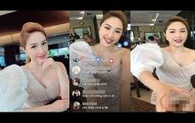 Sao Việt muối mặt với sự cố livestream