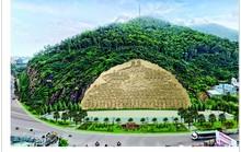 Bình Định sẽ dựng bức phù điêu khổng lồ vào vách núi