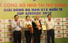Bà Rịa - Vũng Tàu đăng cai giải bóng đá U15 quốc tế