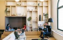 Đột nhập văn phòng làm việc toàn góc sống ảo của Instagram