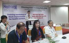 Gần 100 người ở châu Á đến Cần Thơ học kỹ năng mới cho ngành y