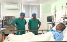 Bệnh nhân sau ghép tim xuyên việt, chưa tới 24 giờ sức khỏe đã ổn định
