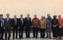 Bí thư Nguyễn Thiện Nhân thăm và làm việc gần như không ngơi nghỉ ở Indonesia