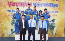 450 VĐV tranh tài giải vô địch Vovinam TP HCM 2019