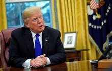 Tổng thống Trump nóng mặt với phát ngôn của Thủ tướng Đan Mạch