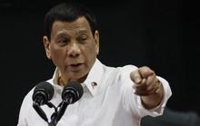 Không ngại Trung Quốc nổi nóng, ông Duterte quyết nói về biển Đông