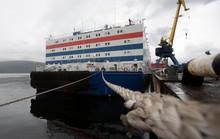 Nga đặt lò phản ứng hạt nhân nổi ở Bắc Cực bất chấp cảnh báo