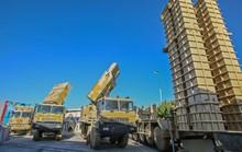 Iran khoe hệ thống tên lửa mạnh hơn S-300