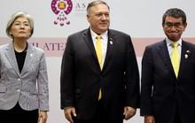 Mỹ lo rạn nứt Nhật - Hàn có lợi cho Triều Tiên?