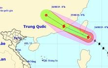 Bão Bailu áp sát Biển Đông, các tỉnh Hà Tĩnh-Quảng Trị mưa lớn