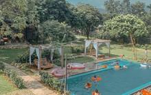 Gợi ý 5 khu nghỉ 'hòa mình vào cây cỏ' quanh Hà Nội dịp 2-9