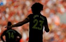 David Luiz phá Arsenal, Liverpool thắng tưng bừng ở Anfield