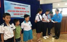 Động viên con CNVC-LĐ trước thềm năm học mới
