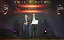 MIKGroup được vinh danh là nhà phát triển BĐS phong cách sống tốt nhất
