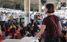 Vụ Giám đốc Công ty KaiYang bỏ trốn: Người lao động lại ngừng việc vì lo không lương