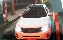 Bắt hướng dẫn viên du lịch chuyên trộm ô tô