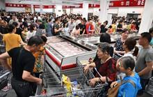 Siêu thị Mỹ tại Trung Quốc thất thủ trong ngày khai trương