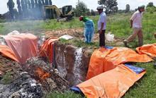 Đồng Nai: Đề nghị công an xử lý hành vi vứt xác lợn dịch ra môi trường