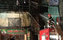 Cháy tại Công ty Rạng Đông: 10 nhà dân bị vạ lây