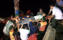 Hơn 150 tàu cá Quảng Bình nằm trong vùng nguy hiểm bão số 4